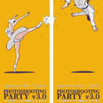 ΠΑ 22.01 22:00 | PHOTOSHOOTING PARTY v3.0